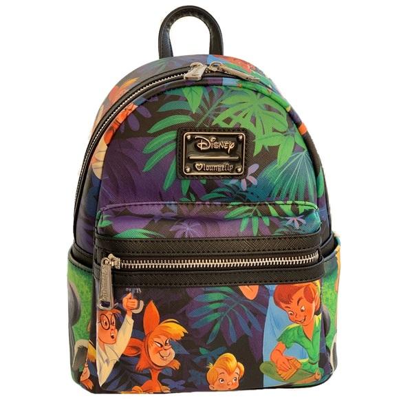 Peter Pan Mini Backpack